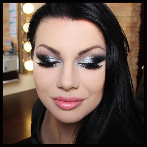 Makijaż klasyczny